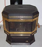 Breckwell P-2000FS pellet stove